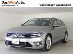 VW パサートGTEヴァリアントGTE Advance 禁煙社用車 PlugInHYBRID