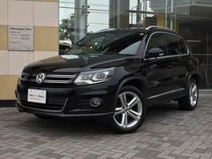 VW ティグアンTSI R−Line パッケージ・ナビ 正規認定中古車