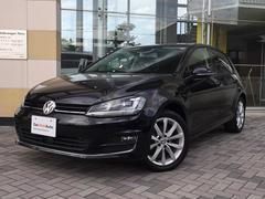VW ゴルフTSI ハイライン・ナビ・ACC・オートAC正規認定中古車