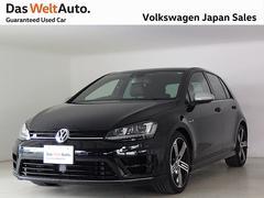VW ゴルフRベースグレード  認定中古車
