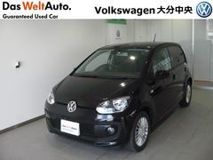 VW アップ!high up! 4Door