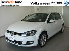 VW ゴルフ TSI Highline BlueMotion Technology DEMO CAR