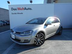 VW ゴルフ TSI Highline Connect Democar Navi
