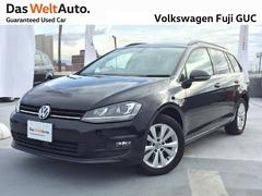 VW ゴルフヴァリアントコンフォートライン・ナビ・認定中古車