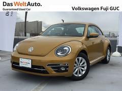 VW ザ・ビートルDesign ナビ・キセノンライト 登録済未使用車