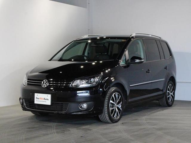 フォルクスワーゲン TSI Highline leather seat