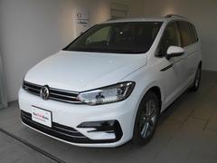 VW ゴルフトゥーランR−Line