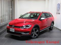 VW ゴルフオールトラックTSI 4MOTION 18inch TP