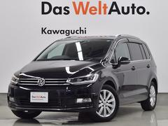 VW ゴルフトゥーラン TSI Highline NAVI ETC BC