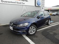 VW ゴルフTSI Comfortline DemocarNavi