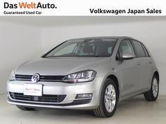 VW ゴルフTSI コンフォートラインBMT 認定中古車SDナビ ACC