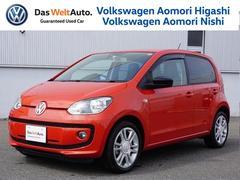 VW アップ!orange up! 4Door ワンオーナー 認定中古車