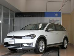 VW ゴルフオールトラックTSI 4MOTION 1オーナー テクノロジーPKG