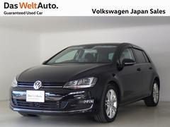 VW ゴルフTSI ハイライン 認定中古車 純正ナビ ACC リアカメラ