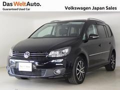 VW ゴルフトゥーランTSI ハイライン 認定中古車 SDNAVI XENON
