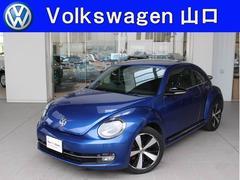 VW ザ・ビートルターボ レザーシート 地デジ対応ナビ リヤカメラ ETC