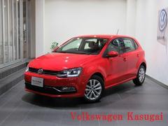 VW ポロTSI Comfortline Meister Navi ETC2.0