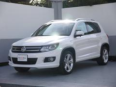 VW ティグアンTSI BMT R−Line Package 正規認定中古車