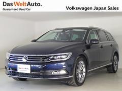 VW パサートヴァリアントTSI Highline Tec PKG