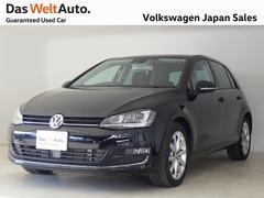 VW ゴルフハイライン 純正ナビ Rカメラ ACC ブラインドスポット