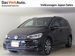 VW ゴルフトゥーランR−Line 認定中古車 SSDナビ LEDライト