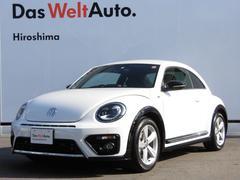 VW ザ・ビートルRライン 純正SDナビ サイドアシスト ETC 認定中古車