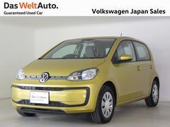 VW アップ!move up! 4ドア インフィテイメントPKG 試乗車