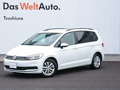 VW ゴルフトゥーランTSI Comfortline UPGRADE PKG