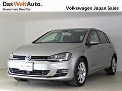 VW ゴルフTSI ハイラインBMT 認定中古車 SSDNAVI ACC