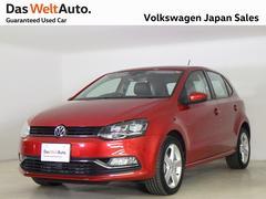 VW ポロハイライン マイスターED 純正ナビ Rカメラ ACC 禁煙