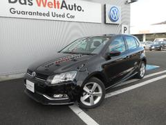 VW ポロ TSI Highline DemocarNavi