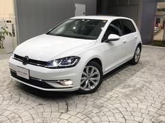 VW ゴルフ TSI Highline VW認定中古車 Navi