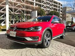 VW ゴルフオールトラックTSI 4MOTION VW認定中古車 Navi ETC