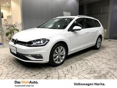 VW ゴルフヴァリアントTSI Highline VW認定中古車7.5