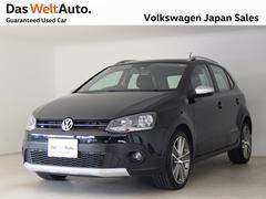 VW ポロCROSSPOLO ETC 認定中古車