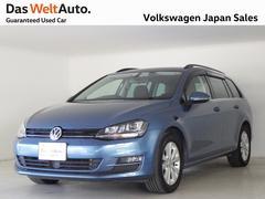 VW ゴルフヴァリアントTSIコンフォートラインディスカバープロ 認定中古車