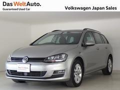 VW ゴルフヴァリアントコンフォートライン 純正ナビ キセノンライト 衝突安全ボディ