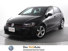 VW ゴルフGTIGTI ワンオーナー ACC アルミ ナビ ETC 保証書