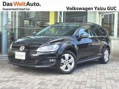 VW ゴルフヴァリアントコンフォートライン 1オーナー 純正ナビ ETC