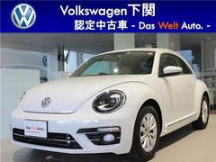 VW ザ・ビートルデザインレザーパッケージナビ フルセグ ETC バックカメラ