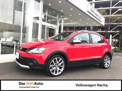 VW ポロVW認定中古車 クロスポロ Navi ETC