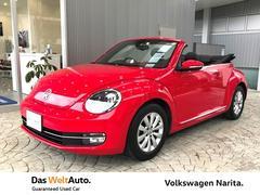 VW ザ・ビートル・カブリオレVW認定中古車 Navi+ETC