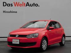 VW ポロコンフォートライン SDナビ バックカメラ 認定中古車