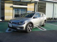 VW ゴルフオールトラックTSI 4MOTION 18inch