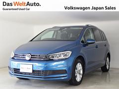 VW ゴルフトゥーランTSI コンフォートライン DWA認定中古車