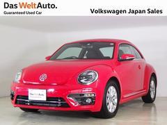 VW ザ・ビートルデザイン 純正ナビ キセノンライト 元試乗車