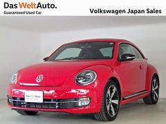 VW ザ・ビートルTurbo CoolStar PKG 純正ナビ 認定中古車
