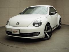 VW ザ・ビートルTurbo NAVI CAMERA