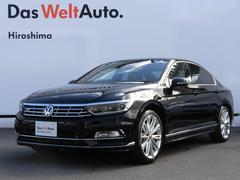 VW パサートRライン2.0 純正ナビ ACC LED 認定中古車