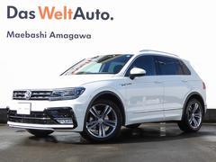 VW ティグアンTSI R−Line Navi ACC ETC